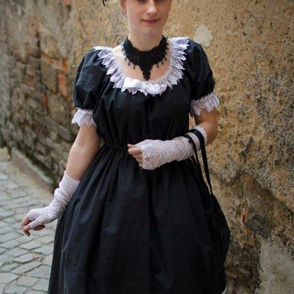Uni Lolita šaty